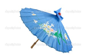 Decorative Japanese Umbrella
